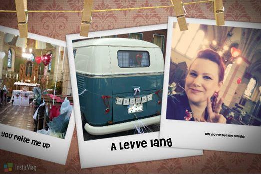 Hochzeitssängerin Gabriele Golsch - www.ele-singt.de - Anstoß in eine gemeinsame Zukunft bei der Hochzeit in St. Blasius in Köln-Meschenich