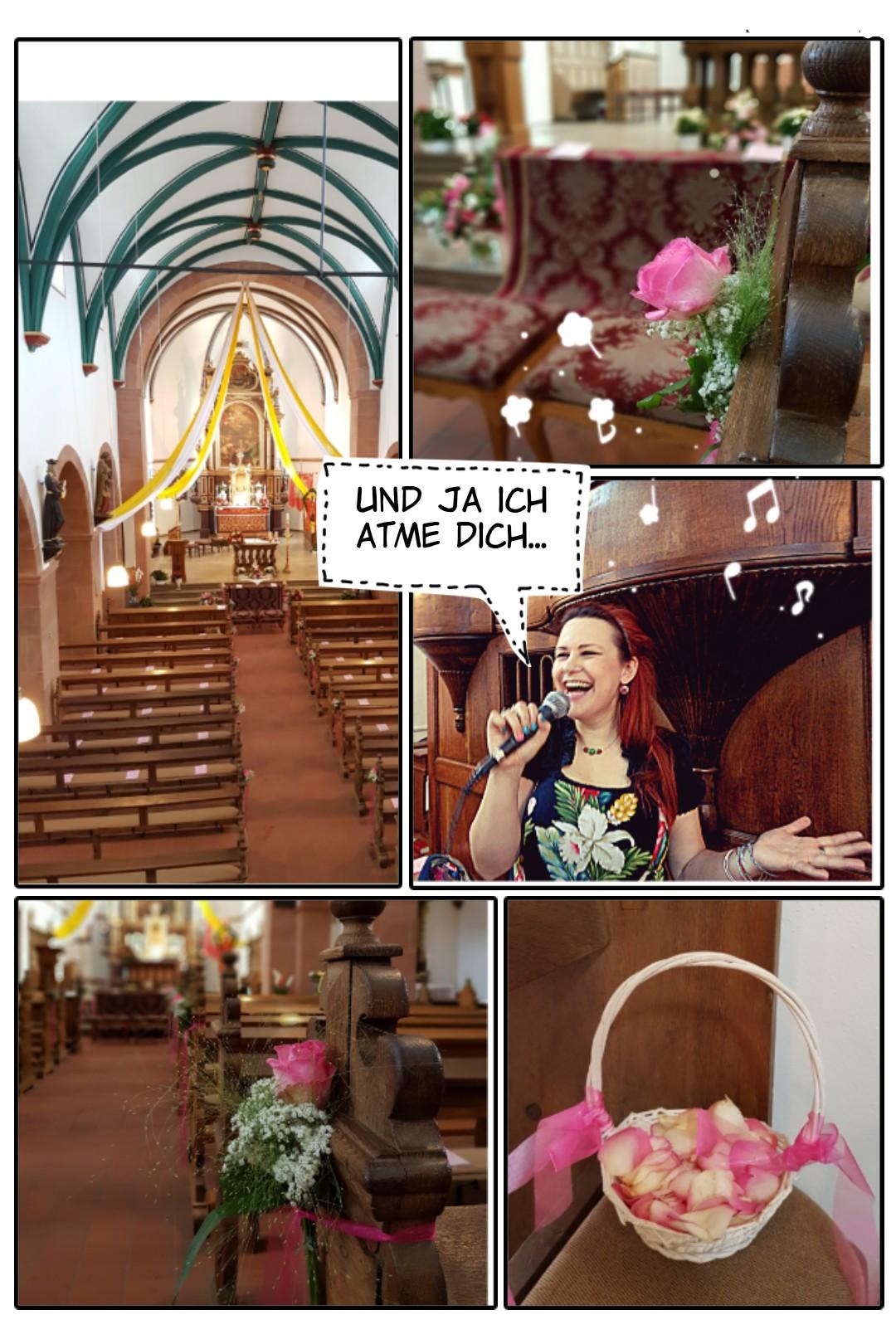 Hochzeitssängerin Gabriele Golsch - Hochzeit, Taufe, Beerdigung in Hochzeit in St. Pankratius in Weilerswist-Lommersum