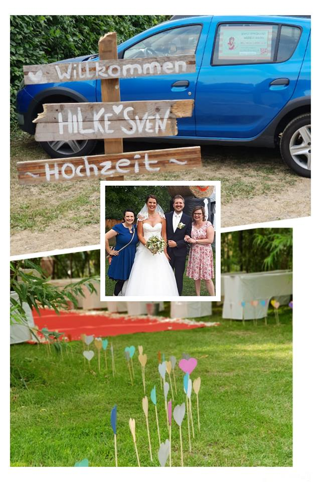 Hochzeitssängerin Gabriele Golsch - Hochzeit, Taufe, Beerdigung auf dem Glessener Mühlenhof