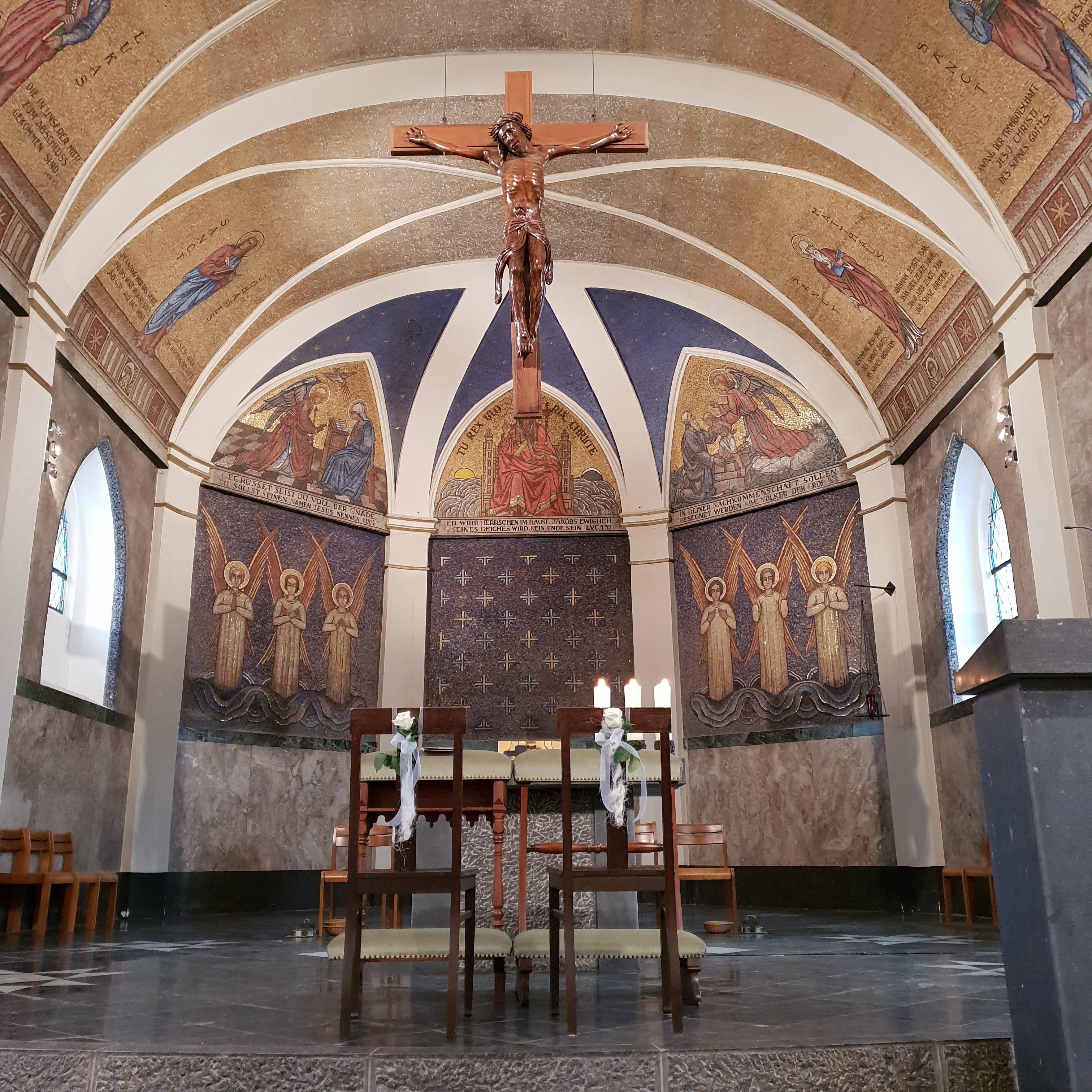 Hochzeitssängerin Gabriele Golsch - Hochzeit, Taufe, Beerdigung in St. Helena in Viersen